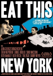 Eat This New York film afişi