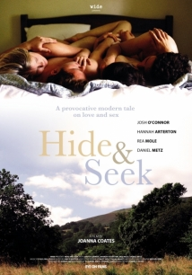 Hide And Seek film afişi