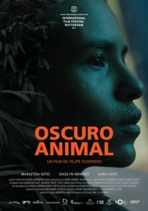Oscuro Animal film afişi
