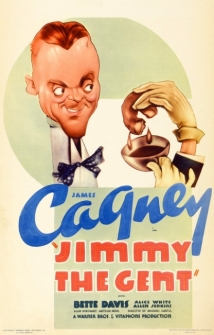Jimmy The Gent film afişi