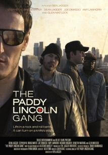 The Paddy Lincoln Gang film afişi