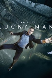 Stan Lee's Lucky Man film afişi