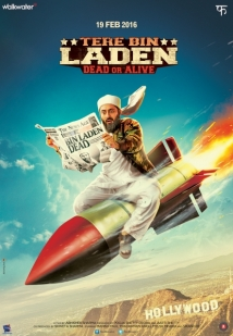 Tere Bin Laden Dead Or Alive film afişi