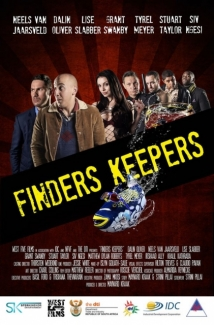 Finders Keepers film afişi