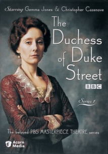 The Duchess Of Duke Street film afişi