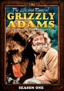 The Life And Times Of Grizzly Adams film afişi