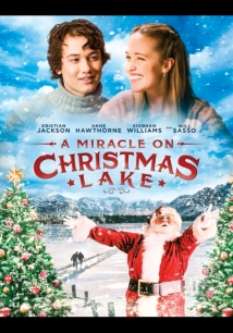 A Miracle On Christmas Lake film afişi