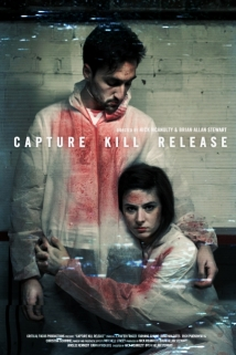 Capture Kill Release film afişi
