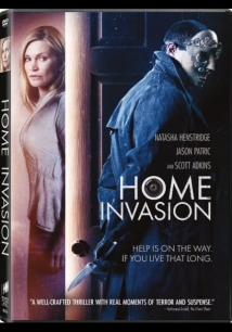 Home Invasion film afişi