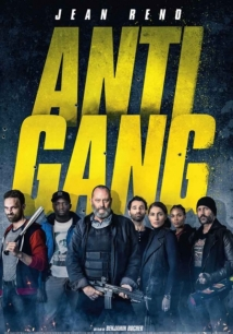 Antigang film afişi