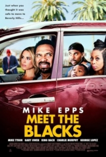 Meet The Blacks film afişi