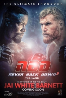 Never Back Down: No Surrender film afişi