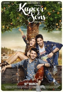 Kapoor & Sons film afişi