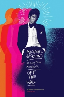 Michael Jackson's Journey From Motown To Off The Wall film afişi