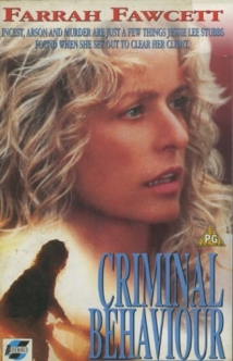Criminal Behavior film afişi