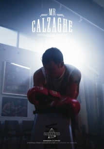 Mr Calzaghe film afişi