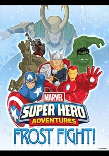Marvel Super Hero Adventures: Frost Fight! film afişi