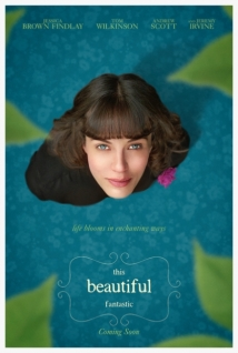 This Beautiful Fantastic film afişi