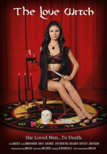 The Love Witch film afişi