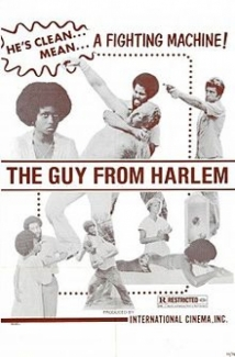 The Guy From Harlem film afişi