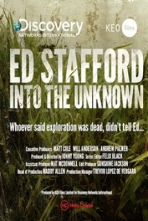 Ed Stafford: Into The Unknown film afişi
