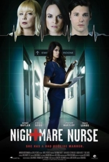 Nightmare Nurse film afişi