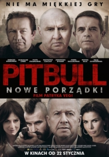 Pitbull. New Orders film afişi