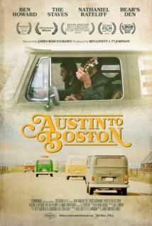 Austin'den Boston'a film afişi