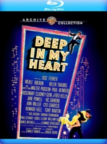 Deep In My Heart film afişi