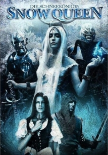 The Snow Queen film afişi