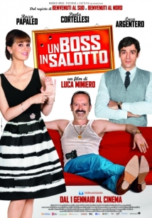 Un boss in salotto film afişi