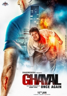 Ghayal Once Again film afişi