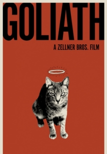 Goliath film afişi