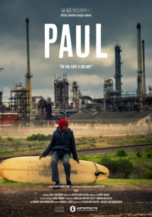 Paul film afişi