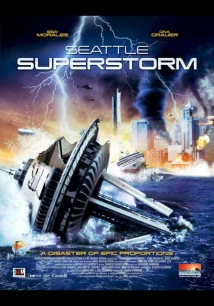 Seattle Superstorm film afişi
