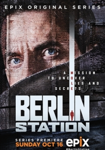 Berlin Station film afişi
