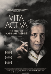 Vita Activa: The Spirit Of Hannah Arendt film afişi