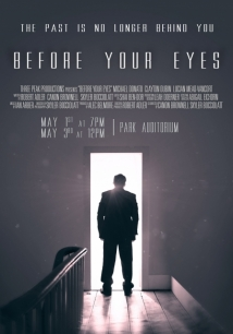 Before Your Eyes film afişi