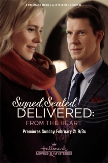 Signed, Sealed, Delivered: From the Heart film afişi