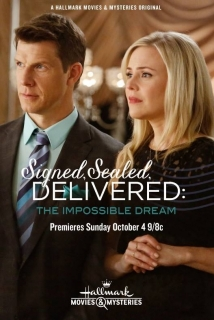 Signed, Sealed, Delivered: Truth Be Told film afişi