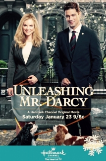 Unleashing Mr. Darcy film afişi