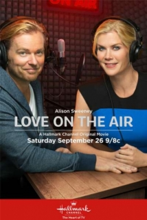 Love On The Air film afişi