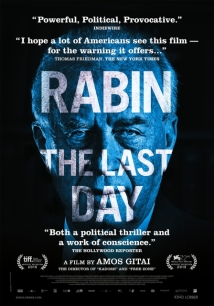 Rabin, The Last Day film afişi