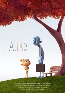 Alike film afişi