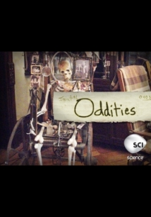 Oddities film afişi