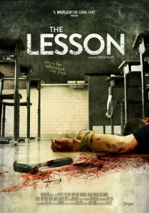 The Lesson film afişi
