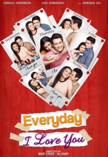 Everyday I Love You film afişi