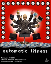 Automatic Fitness film afişi