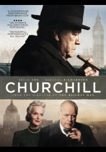Churchill film afişi