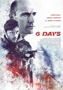 6 Days film afişi